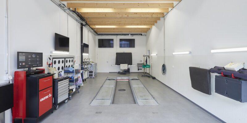 Garage Seewental AG - Direktannahme