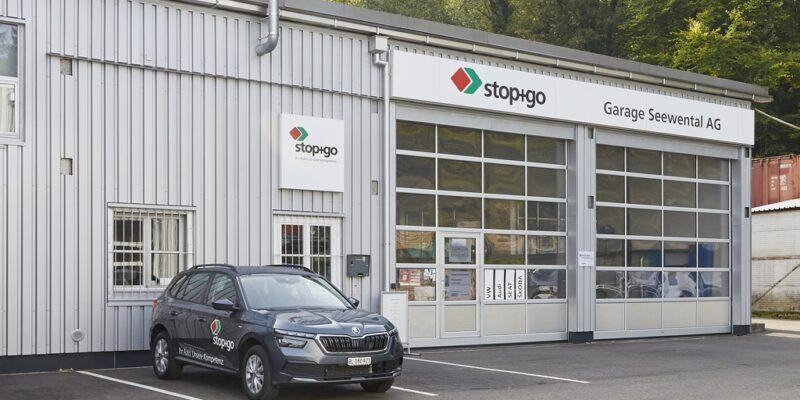 Garage Seewental AG - Werkstatt