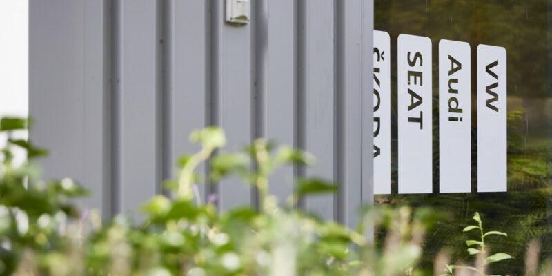 Garage Seewental AG - Showroom